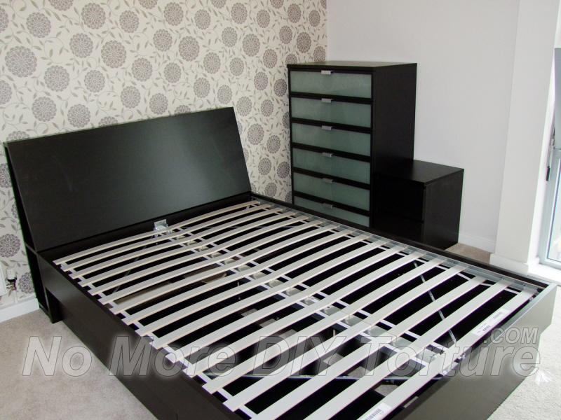 Ikea mandal storage bed review - Ikea storage bedroom ...