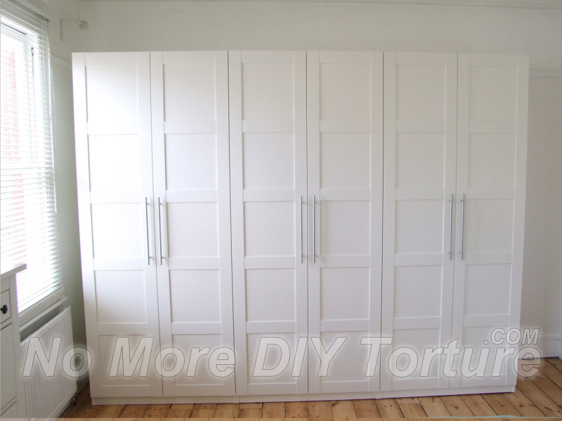 Wardrobe Assembly Flatpack Wardrobes Delivery